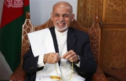 Ashraf Ghani, nouveau président de l'Afghanistan