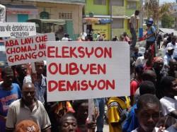 La démocratie, une chimère en Haïti?