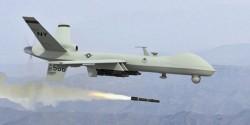 Un drone Reaper en mission