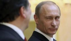 Le maître du Kremlin fut l'un des grands acteurs de la géopolitique mondiale  en 2014. Son rôle dans la crise ukrainienne a entraîné une réaction de l'Occident qui, conjugué à la conjoncture économique de la fin d'année, met à mal l'économie russe.