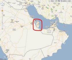 Le Qatar, un petit Etat coincé entre l'Arabie Saoudite et l'Iran