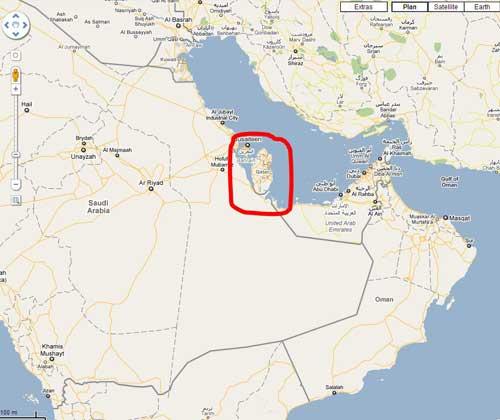 Carte Du Monde Qatar.Le Qatar Finance T Il Le Terrorisme Les Yeux Du Monde