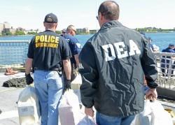 L'aide de la DEA américaine en Colombie, symbole des partenariats forts noués sur le continent américain