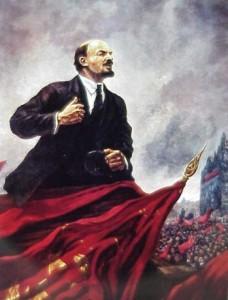 Lénine, figure de la Révolution bolchévique