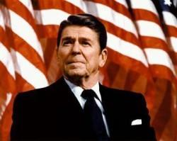 Ronald Reagan, au pouvoir de 1981 à 1989