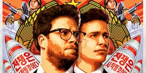 Affiche du film The Interview