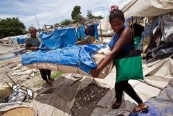 Cinq ans après le séisme, les expulsions forcées des camps d'urgence se multiplient en Haïti alors qu'aucune solution durable n'est proposées aux personnes déplacées