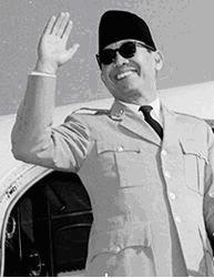 Soekarno, héros de la décolonisation indonésienne