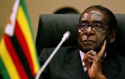Robert-Mugabe AU