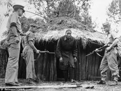 La révolte des Mau-Mau au Kenya restera l'une des rares décolonisations sanglantes du continent africain
