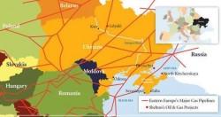 L'Ukraine, un territoire au coeur de la géopolitique des tubes