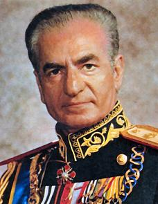Mohammad Reza Pahlavi (1919-1980) Shah d'Iran de 1941 à 1979