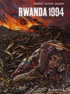 """Rwanda 1994"", Masioni, Grenier, Austini. Editions Albin Michel."