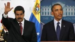 L'affrontement à distance entre Nicolas Maduro et Barack Obama