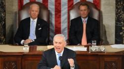Le premier ministre israélien à la Chambre des représentants américaine.