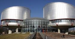Le siège de la CEDH, à Strasbourg