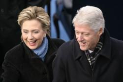 Les Clinton deviendront-ils le premier couple composé de deux présidents des Etats-Unis?