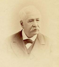 Ferdinand de Lesseps, concepteur des canaux de Suez et de Panama
