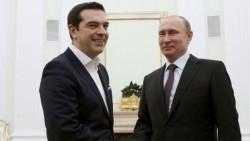 Tsipras rencontrant Poutine : une image que ne voulait jamais voir les défenseurs européens de l'embargo vis-à-vis de Moscou