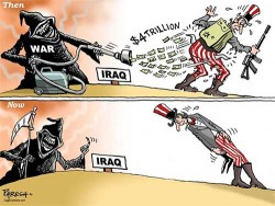 If Iraqis have not the will to fight against IS, do the US have it enough to re-send boots on the ground ?