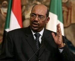 Omar el-Béchir, président du Soudan depuis 1993