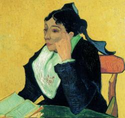 L'Arlésienne, Vincent Van Gogh, 1888