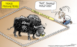 Obama and his nuclear deal, according to the Republicans and Israelis
