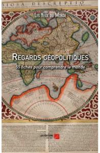 La couverture de notre premier ouvrage, Regards géopolitiques