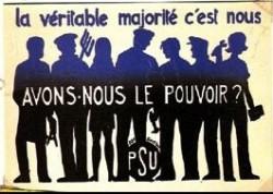 Les Assemblées Ouvrières et Paysannes (AOP) se veulent le véritable outil institutionnel vecteur de pouvoir pour les travailleurs.