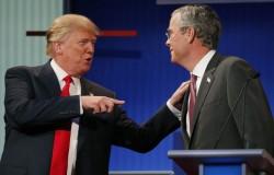Primaire républicaine : Donald Trump devance actuellement Jeb Bush, mais pour combien de temps ?