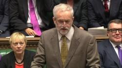 """Jeremy Corbyn lors des questions au premier ministre mercredi 16 septembre 2015. Un séance """"inhabituellement civilisée"""" selon les termes mêmes de David Cameron."""