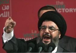 H. Nasrallah, leader du Hezbollah