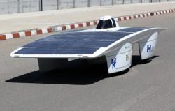 Un engouement croissant pour le solaire chez les futurs ingénieurs iraniens : Havin-2, une voiture solaire construite par des étudiants iraniens participa le 14 juillet 2014 à l'«American solar challenge», une course de 2700 km à travers sept États américains entre Austin et Minneapolis.