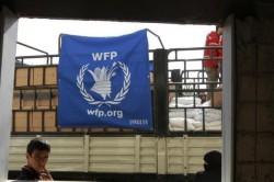 Action du Programme Alimentaire Mondiale en Syrie (Damas)