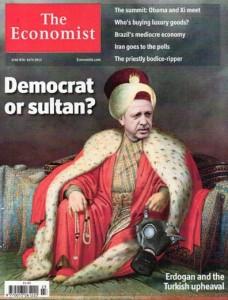La Une de The Economist en 2013, toujours aussi valide