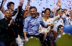 Mauricio Macri a été élu Président de l'Argentine le 22 novembre 2015, avec 51,40% des voix. (c) Reuters