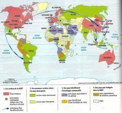 La Nouvelle division internationale du travail caractérise désormais la spécialisation des économies nationales.