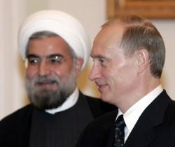 Rohani et Poutine sont-ils capables de pousser l'entente plus loin que le seul conflit syrien ?