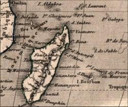 Madagascar, un territoire plus grand que la France pour une population de 3 millions d'habitants au début du XXe siècle