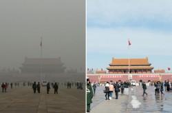 Le 24 décembre 2015, la Chine a déclenché sa toute nouvelle alerte rouge à cause du smog de pollution