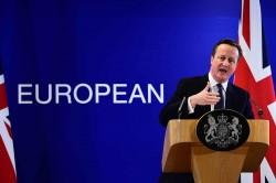 L'accord négocié par M. Cameron ce vendredi au Conseil Européen était nécessaire pour ne pas entamer un peu plus la perte de vitesse du processus d'intégration européenne