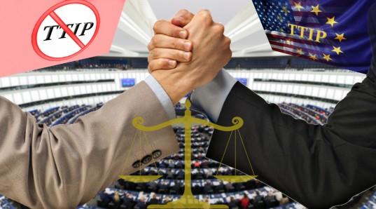 La clause du règlement des différends entre investisseurs privés et États hôtes faisant l'objet de controverses dans les négociations du TAFTA