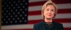 L'ancienne Secrétaire d'Etat Hillary Clinton devance largement Bernie Sanders dans la primaire du Parti démocrate. (c) Bukaty