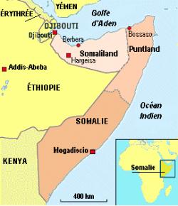 Replié sur elle-même après la perte du Somaliland et du Puntland, la Somalie est inscrite dans un cercle vicieux destructeur dont elle ne sait sortir
