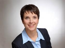 Frauke Petry, à la tête de l'AfD, devra convaincre un électorat peu homogène à l'échelon national