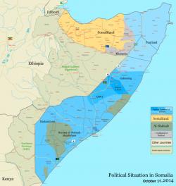 Les shebabs contrôlent encore de larges territoires dans le sud du pays
