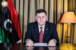 Fayez al-Sarraj, le premier ministre soutenu par l'ONU.