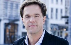 """Mark Rutte, Premier ministre néerlandais, devra décider du moyen par lequel prendre en compte la victoire du """"non"""" au référendum"""