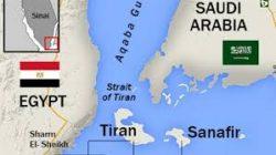 Les îles Tiran et Sanafir