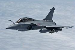 Le célèbre Rafale produit par la société Dassault Aviation